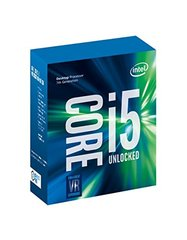 Intel® Core™ i5-7600K Processor 6M Cache, up to 4.20 GHz 7th Generation