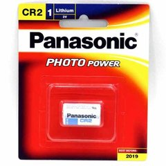 Panasonic CR2 Alkaline Battery For Cameras.