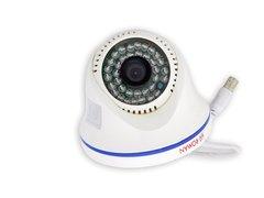Roman 960P HD Resolution Night Camera 1.3 Megapixel CCTV Indoor Security Camera ( 30 Mtr.)
