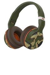 Skullcandy Hesh S6HBGY-367 Over-Ear Bluetooth Wireless Headphones - Camo