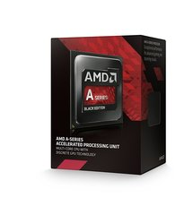 AMD Black Edition A10-Series APU Processors with Radeon R7 Graphics (A10-7860K-AD786KYBJCSBX) Upgraded Version of A10-7850K
