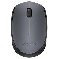 Logitech M170 Wireless USB mouse - Gray