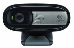 Logitech C170 Wired USB HD Webcam (Black)