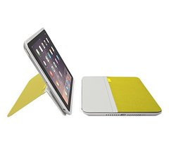 Logitech AnyAngle Protective Case with Stand for Apple iPad Mini/Mini 2/Mini 3 (Yellow)(939-001205)