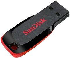 SanDisk Cruzer Blade 32GB USB 2.0 Flash Drive- SDCZ50-032G-B35