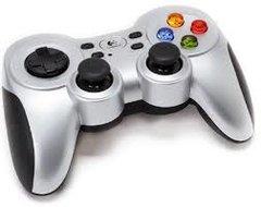 Logitech F710 Wireless Gamepad (Silver & Black)