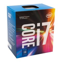 Intel® Core™ i7-7700 Processor 8M Cache, up to 4.20 GHz 7th Generation