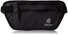 Deuter Black Passport Wallet