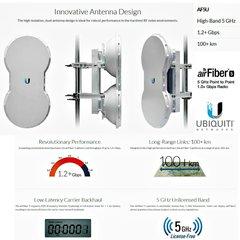 Ubiquiti Networks airFiber AF5U 1 Gbps Wireless Bridge - UNII Band AF-5U