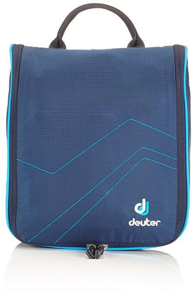 Deuter Wash Center II Bag, 25 x 24 x 9cm (Midnight/Turquoise)