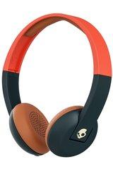 Skullcandy Uproar S5URHW-510 On The Ear Wireless 2.0 Evergreen (Orange Cream)