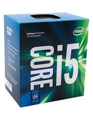 Intel Core I5 7600 7th Generation processor LGA 1151 socket 3.5Ghz
