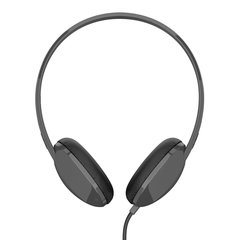 Skullcandy S2LHY-K576 STIM On Ear Headset with Mic (Black/Charcoal)
