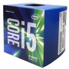 Intel Core i5 6400 Socket LGA1151 2.70 GHz Processor 6th Generation