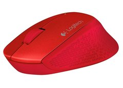 Logitech Wireless Mouse M280 (Red)