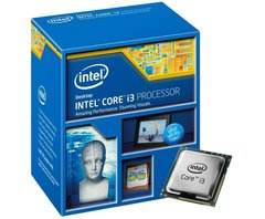 Intel Core i3-4160 Haswell 3.60GHz Processor