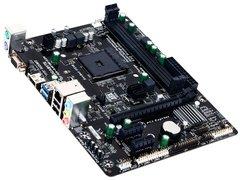 Gigabyte AMD (GA-AM1M-S2H ) FS1b Socket HDMI SATA 6Gb/s D-Sub mATX Motherboard