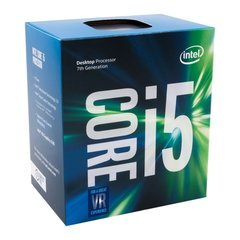 Intel Core i5 7500 - LGA1151 - 7th Generation Desktop Processor (LGA1151, 6MB, 3.4Ghz Upto 3.80Ghz)