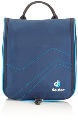 Deuter Wash Center II Bag, 25 x 24 x 9cm (Midnight/Turquoise)
