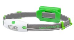 LED Lenser Neo German Headlamp (Green)