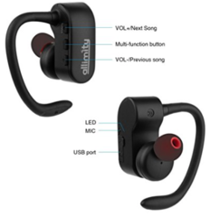 AX True Wireless Headphones