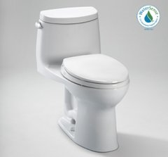 Toto UltraMax II Toilet 1.28 GPF with SanaGloss® - ADA