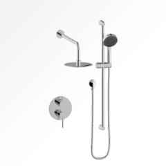 Vogt Bathroom Faucet Worgl 2-Way Pressure Balance Shower System