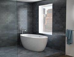 Bath Tub - Fleurco Aria - VOCE PETITE BVO5531
