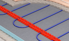 Warmup Loose Cable Underfloor Heating 30' to 40' (NADWS-120-420)