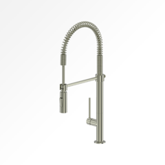 Vogt Kitchen Faucet Bregenz with detachable 2 function spray