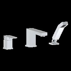 Vogt Bathroom Faucet Kapfenberg 3-Piece Roman Tub Filler