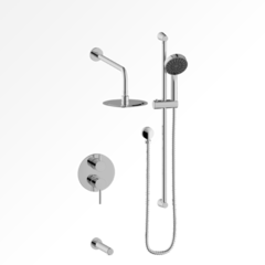 VOGT - Wörgl - 3-way Pressure Balanced Shower System (7010WCC) (P24, P25, P26)