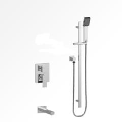 Vogt Bathroom Faucet Kapfenberg 2-way Shower System