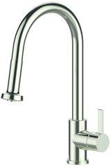 Vogt Kitchen Faucet Traun , Brushed Nickel