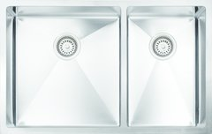 "Vogt Kitchen Sink Ternitz 18 Guage R (""30""x18""x10"") Undermount"