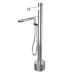 Bathroom Faucet - Rubi Abyss Free Standing Tub Filler