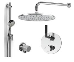 Ana Modern Round Shower System