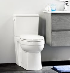 "Toilet - Cayla 4.8Lpf / 0.92Gpf 2pc 16½"" High Elongated"