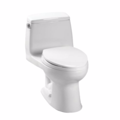Eco UltraMax® One-Piece Toilet, 1.28 GPF, Elongated Bowl