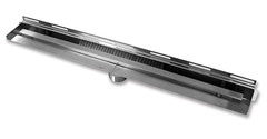 Linear Shower Drain - Rubi Scolo Low Profile