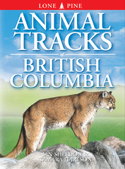 Book - Animal Tracks of British Columbia