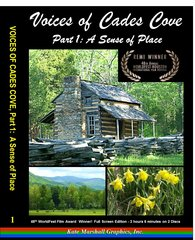 A DVD - Voices of Cades Cove, Part 1: A Sense of Place