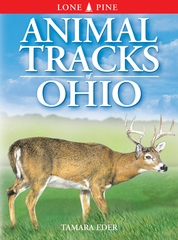 Book - Animal Tracks of Ohio by Tamara Eder