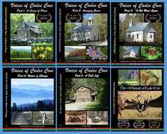 A DVD SET - Voices + Whitetails of Cades Cove Set NOW ON SALE!