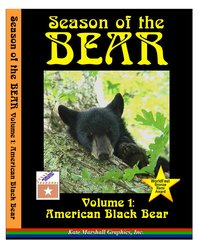 A DVD - Season of the Bear, Volume 1: American Black Bear