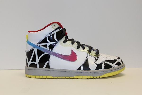 brand new 8ad0d 9c4d0 nike dunk high sb thrashin detailed pictures