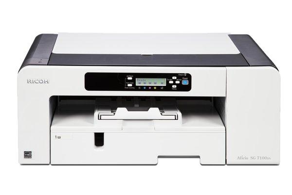 Ricoh SG Afico 7100DN CISS Ink Systems