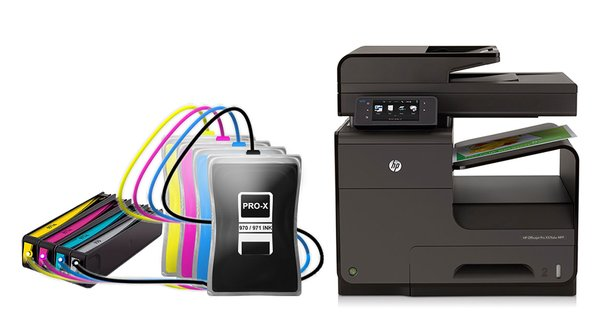 Pro-X - 970-971 Ink Systems