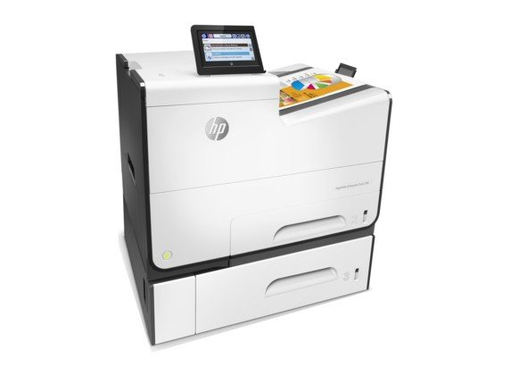 HP 556 Pagewide CISS 981Y Bulk Ink Systems