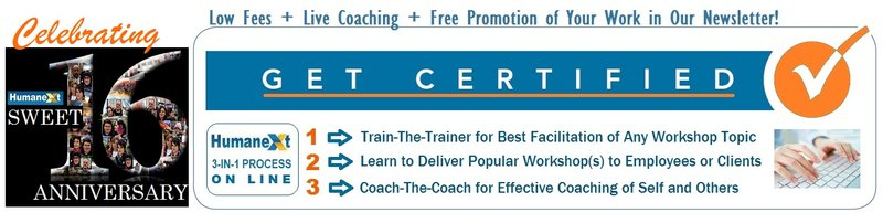 Certification for Applying Emotional Intelligence 3-in-1 | HumaNext ...